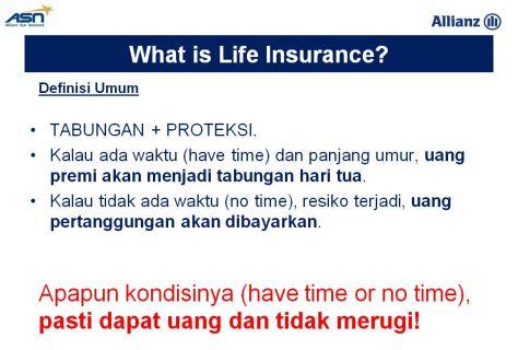 Asuransi Jiwa Allianz 2