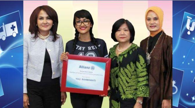 Sayangi Keluarga Anda dengan Premi Termurah Asuransi Jiwa Allianz