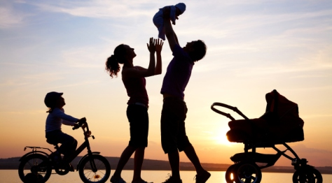 happy-family-silhouette1