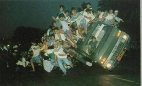 Truck Persebaya