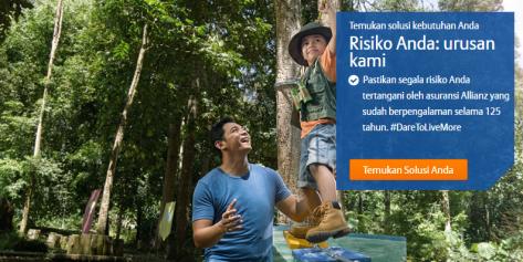 Allianz Risiko Anda urusan Kami